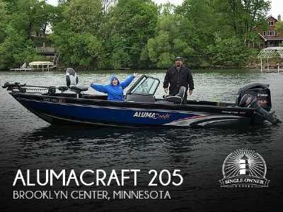 View 2018 Alumacraft 205 COMPETITOR - Listing #302786