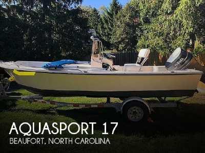 View 1993 Aquasport 17 - Listing #304460