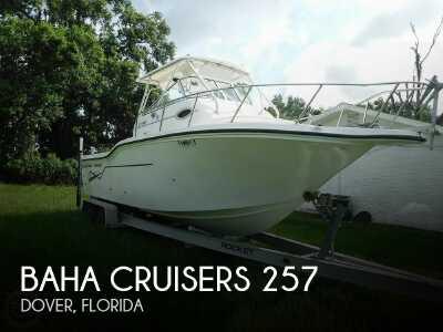 View 2002 Baha Cruisers 257 WAC - Listing #300906