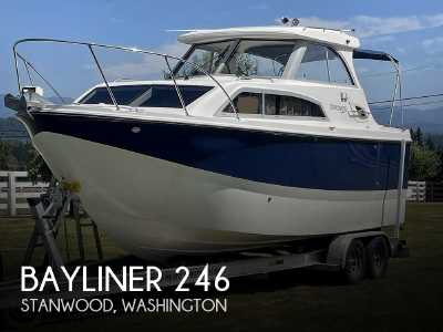 View 2007 Bayliner Discovery 246 - Listing #302023