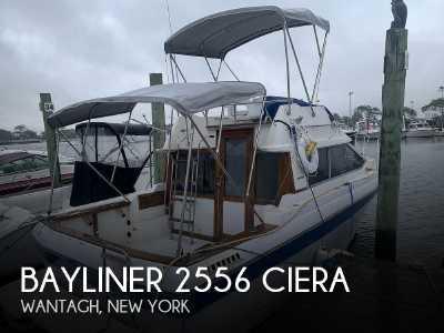 View 1988 Bayliner 2556 Ciera - Listing #288580