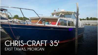View 1965 Chris-Craft Cavalier Futura - Listing #302027
