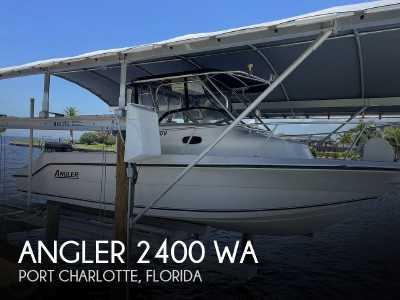 View 2001 Angler 2400 WA - Listing #289520