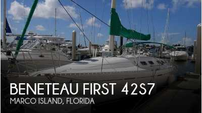 View 1995 Beneteau First 42S7 - Listing #290199