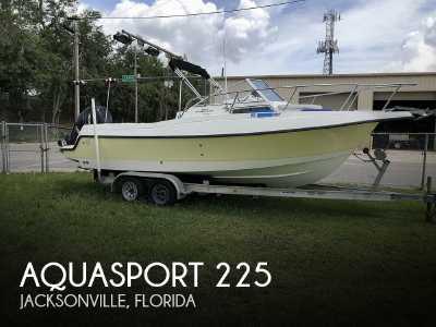 View 2004 Aquasport 225 Explorer - Listing #283514