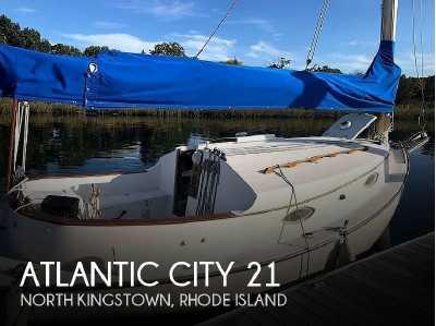 View 1983 Atlantic City 21 Catboat - Listing #287152