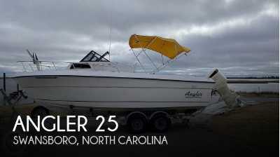 View 1995 Angler 25 - Listing #158616