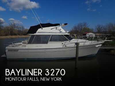 View 1983 Bayliner 3270 Explorer - Listing #193986
