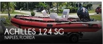 View 2018 Achilles 124 SG - Listing #126850