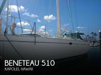 View 1992 Beneteau Oceanis 510 - Listing #151709