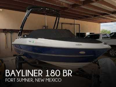 View 2017 Bayliner 180 BR - Listing #113651