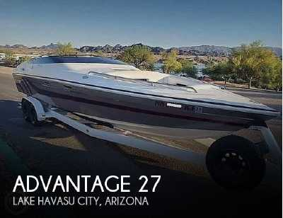View 1999 Advantage 27 Victory Mid-Cabin Open Bow - Listing #90477