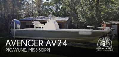 View 2017 Avenger AV24 - Listing #86013