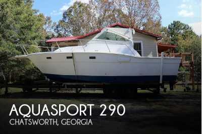 View 1987 Aquasport 290 Tournament Master - Listing #88091