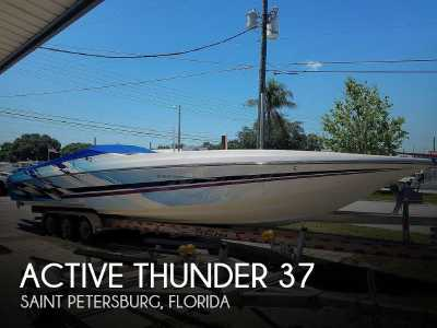 View 2001 Active Thunder 37 Custom - Listing #48436