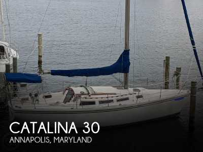 View 1984 Catalina 30 Tall Rig - Listing #50221