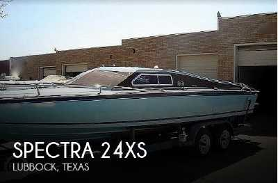 View 1978 Spectra 24XS - Listing #77859