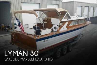 View 1969 Lyman 30' Express Cruiser - Listing #51481