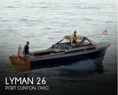 View 1970 Lyman 26 - Listing #51605