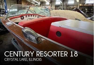 View 1957 Century Resorter 18 - Listing #52309