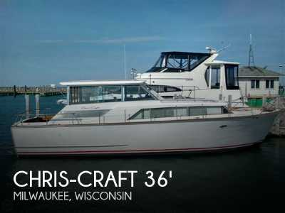 View 1966 Chris-Craft Constellation Hard Top - Listing #52497