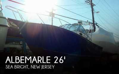 View 1999 Albemarle 265 Express - Listing #52543