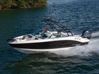 View 2022 Chaparral Boats 21 SSI OB Ski & Fish - Listing #311393