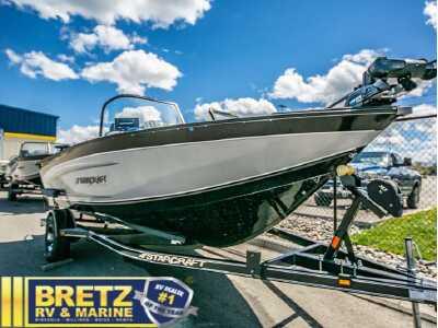 View 2020 Starcraft Marine Superfisherman 186 - Listing #295687