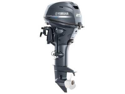 View 2021 Yamaha Yamaha F25LWC - Listing #300664