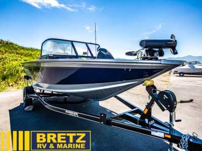 View 2021 Smoker Craft Pro Angler XL 182 XL - Listing #295811