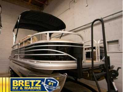 View 2021 Sun Tracker Party Barge 20 DLX - Listing #295969