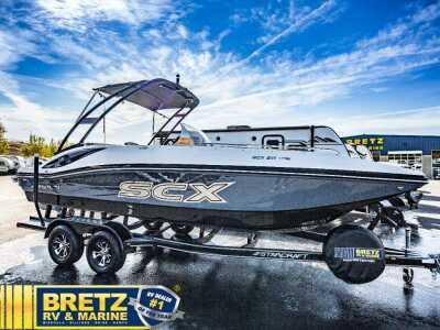 View 2021 Starcraft Marine SCX Surf Series 211 - Listing #310779