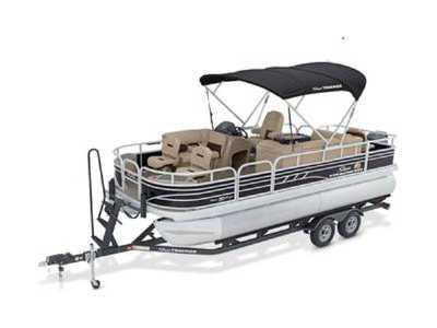 View 2022 Sun Tracker Party Barge 20 DLX - Listing #312609