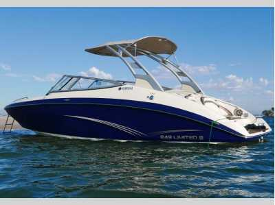 View 2015 Yamaha 242 Limited S - Listing #302143