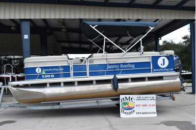View 2020 Godfrey Pontoon Boats Sweetwater - Listing #312607