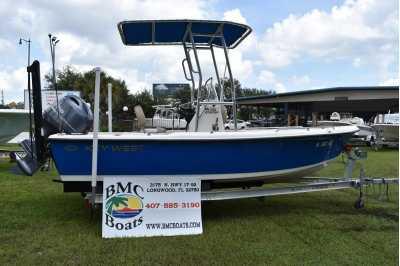 View 2020 Key West Boats 1720 CC - Listing #305481