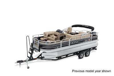View 2022 Sun Tracker Fishin' Barge 20 DLX - Listing #313695