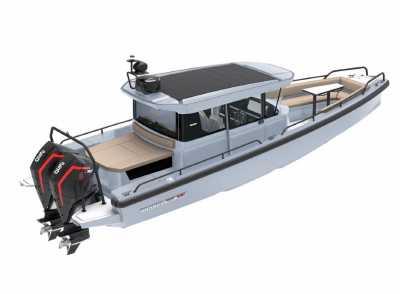 View 2022 Axopar Shadow 500 Cabin - Listing #312930