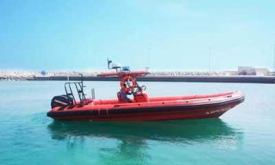 View 2021 Ocean Craft Marine 9.5M RHIB Professional Search and Rescue - Listing #289648