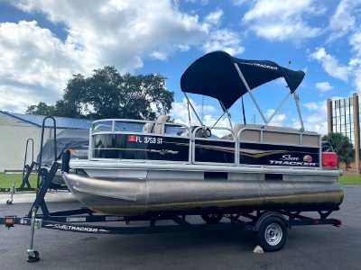 View 2021 Sun Tracker Bass Buggy 16 XL - Listing #314073