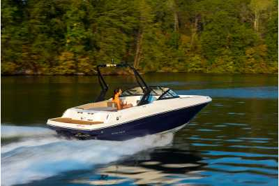 View 2022 Bayliner On Order VR4 Bowrider - Listing #292052