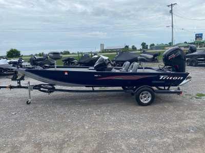 View 2020 Triton Boats 18 TX - Listing #305625