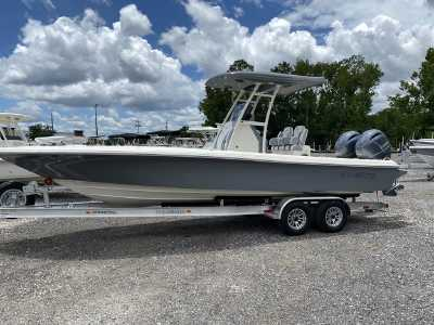 View 2022 ShearWater 270 CAROLINA SS OPEN BOW - Listing #304731