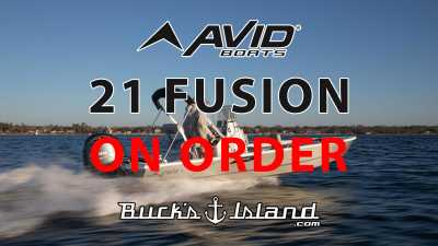 View 2022 Avid 21 Fusion ON ORDER - Listing #303861