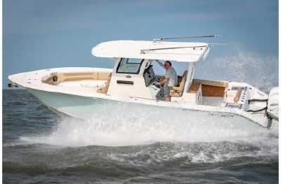 View 2022 Sea Pro 320 DLX Deep-V CC - Listing #306298