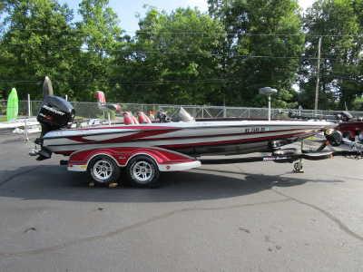 View 2011 Triton Boats 21XS Elite - Listing #314296