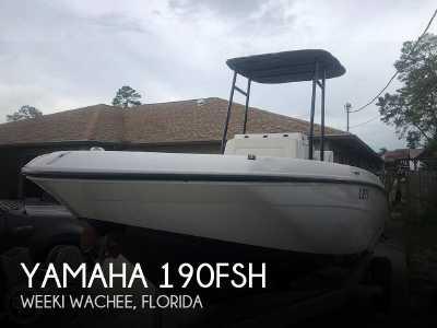 View 2017 Yamaha 190fsh - Listing #312597