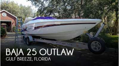 View 1999 Baja 25 Outlaw - Listing #306766