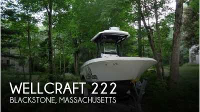 View 2020 Wellcraft 222 Fisherman - Listing #289480