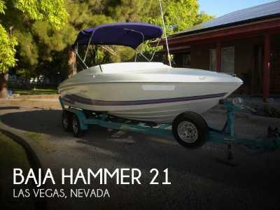 View 1997 Baja Hammer 21 - Listing #289490